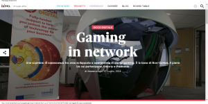 Gaming in network   Nòva