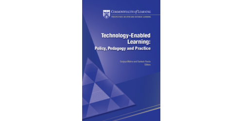 Technology enabled learning: Policy, pedagogy and practice.